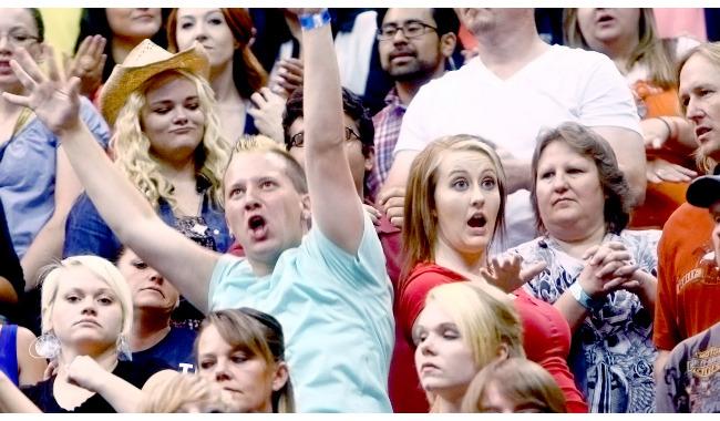 American Idol 2014 Auditions Salt Lake City 7