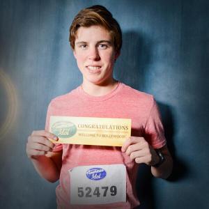 American Idol Sam Woolf - Source: FOX