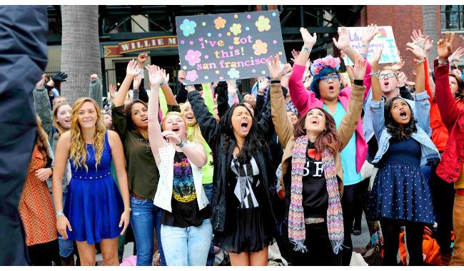 American Idol San Francisco Auditions 2014 19