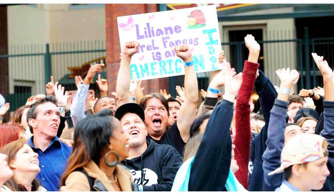 American Idol San Francisco Auditions 2014 25