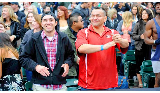 American Idol San Francisco Auditions 2014 9