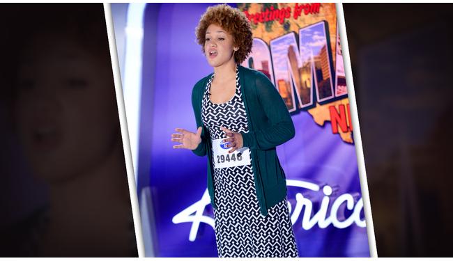 Andrina Brogden American Idol 2014 Audition