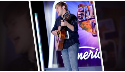 Casey Thrasher American Idol 2014 Audition - Source: FOX