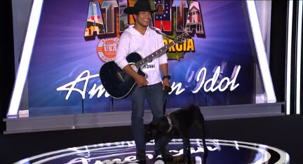 Chris Medina American Idol 2014 Audition - Source: FOX