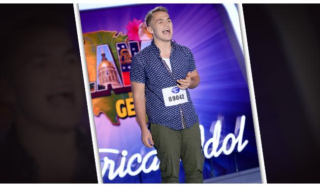 Clark King American Idol 2014 Audition Atlanta