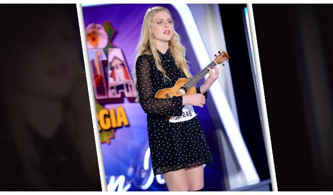 Claudia Getlik American Idol 2014 Audition Atlanta