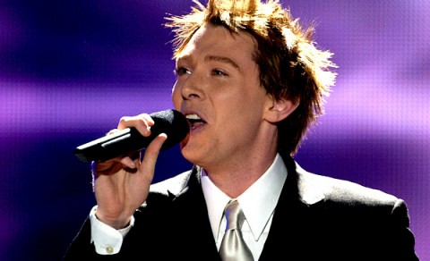Clay Aiken on American Idol - Source: FOX