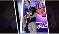 D. J. Bradley American Idol 2014 Audition - Source: FOX