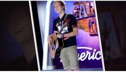 D. J. Bradley American Idol 2014 Audition - Source: FOX