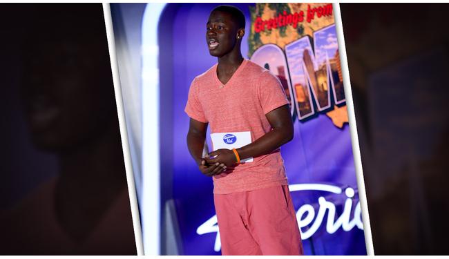 Dajontae Lenear American Idol 2014 Audition