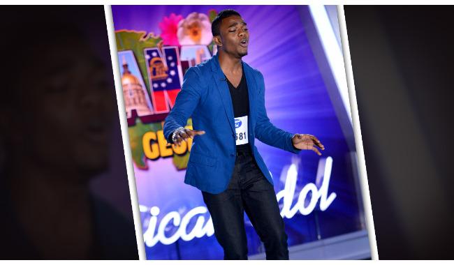 Desmond Martin American Idol 2014 Audition Atlanta