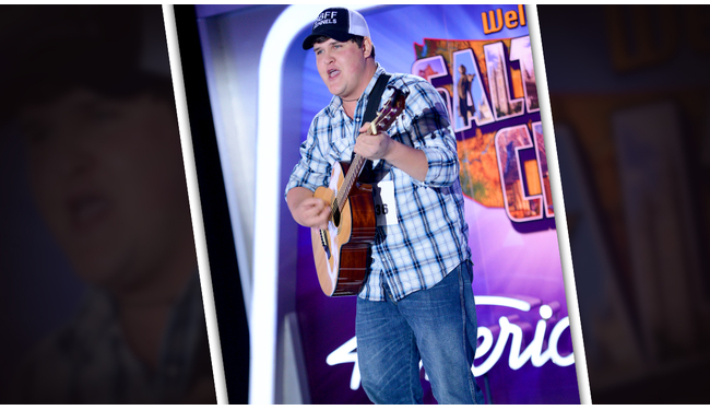 Dexter Roberts American Idol 2014 Audition