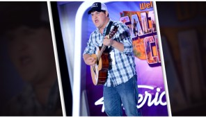 Dexter Roberts American Idol 2014 Audition - Source: FOX