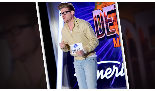 Eric Gordon American Idol 2014 Auditions Detroit