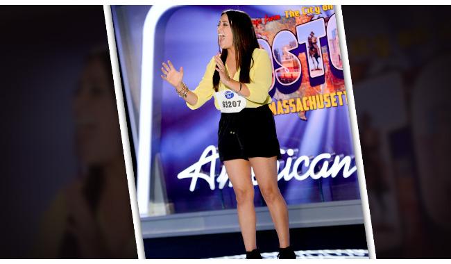 Erin Christine Prestileo American Idol 2014 Audition Boston