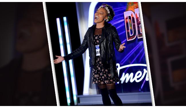 Jade Lathan American Idol 2014 Auditions Detroit