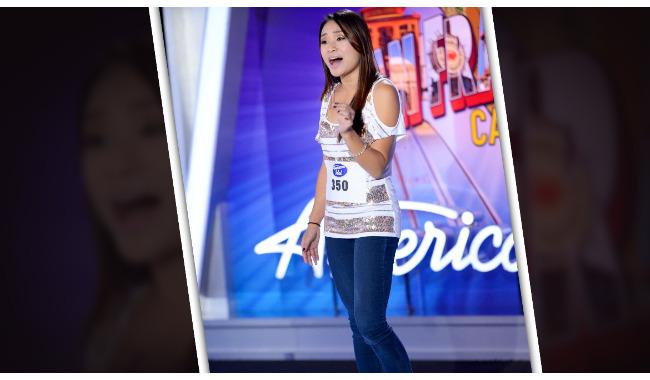 Janel Tan American Idol 2014 Audition San Francisco