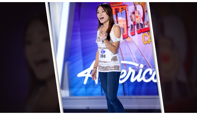 Janel Tan American Idol 2014 Audition San Francisco