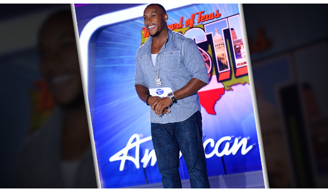 Jerome McMullen American Idol 2014 Audition Austin