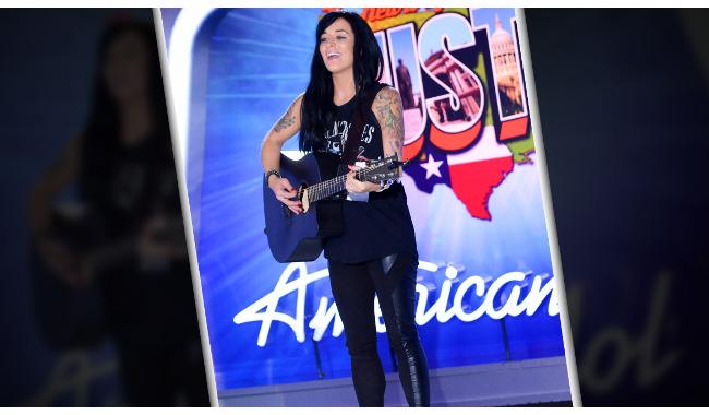 Jesse Roach American Idol 2014 Audition Austin