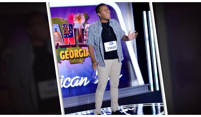 Jonathan Harris American Idol 2014 Audition Atlanta