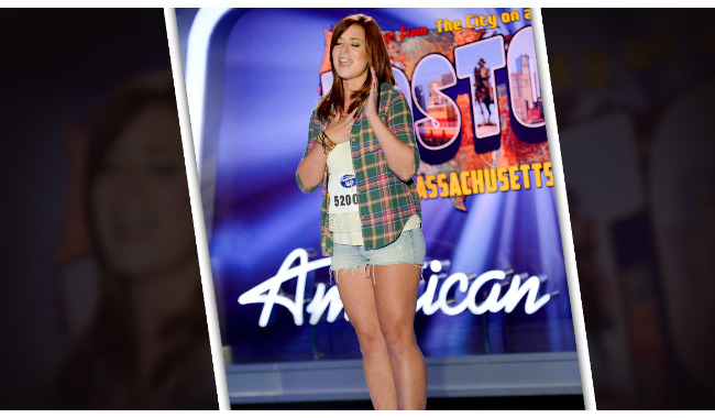 Kari Crimmins American Idol 2014 Audition Boston