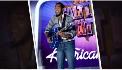Keith Sanders American Idol 2014 Audition - Source: FOX
