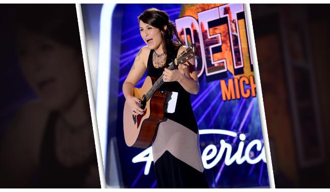 Keri Lynn Roche American Idol 2014 Auditions Detroit