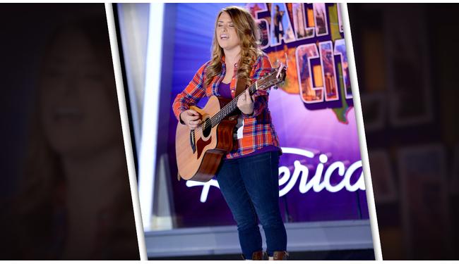 Laurel Wright American Idol 2014 Audition