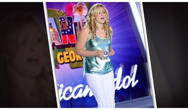 Maddye Regis American Idol 2014 Audition Atlanta