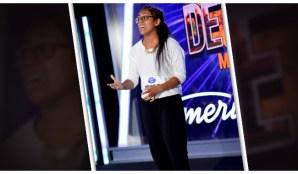 Malaya Watson American Idol 2014 Auditions Detroit