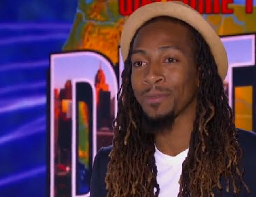 Maurice Townsend American Idol 2014 Audition - Source: FOX