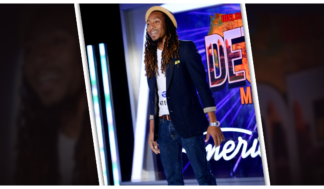 Maurice Townsend American Idol 2014 Auditions Detroit