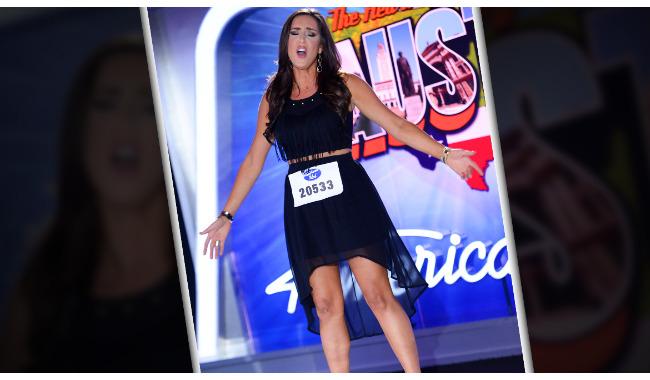 Megan Miller American Idol 2014 Audition Austin