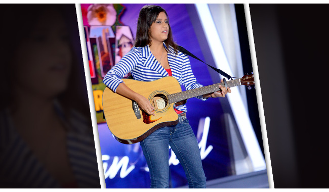 Nalani Quintello American Idol 2014 Audition Atlanta