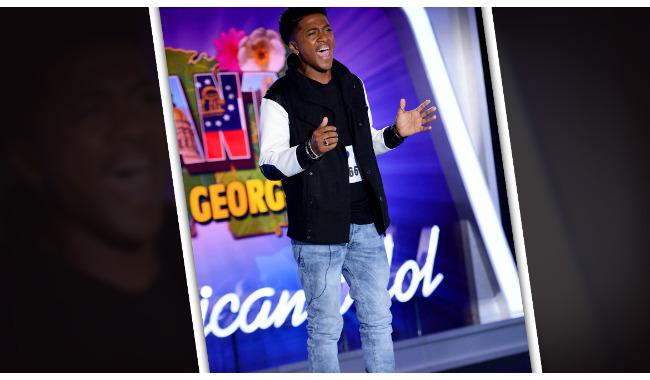 Neco Starr American Idol 2014 Audition Atlanta