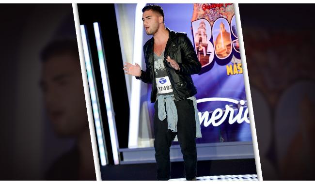 Nesto Cruz II American Idol 2014 Audition Boston