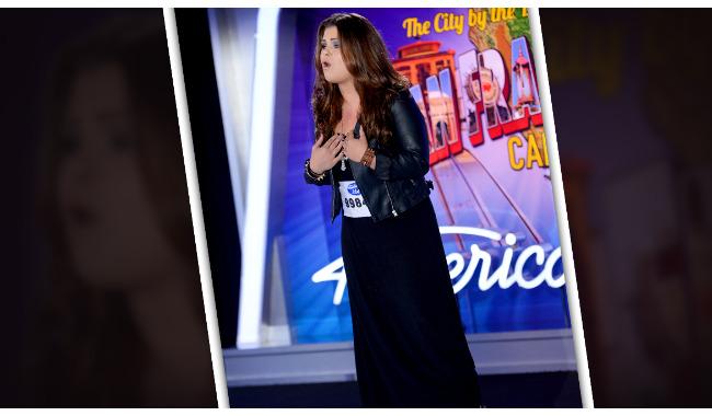 Sadie Rose Van American Idol 2014 Audition San Francisco