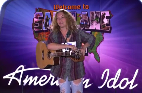 Samantha Calmes American Idol Audition 2014