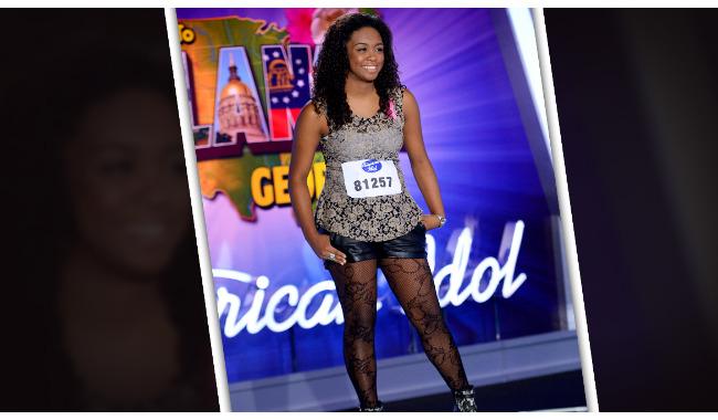 Sarina Joi Crowe American Idol 2014 Audition Atlanta