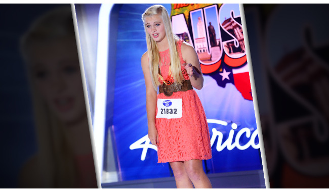 Shelby Comey American Idol 2014 Audition Austin