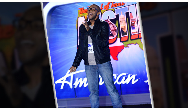 T. K. Hash American Idol 2014 Audition Austin