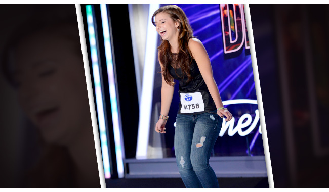 Taylor Walls American Idol 2014 Auditions Detroit