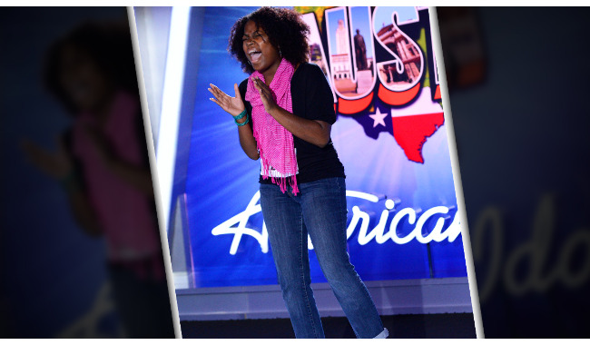 Terrica Curry American Idol 2014 Audition Austin