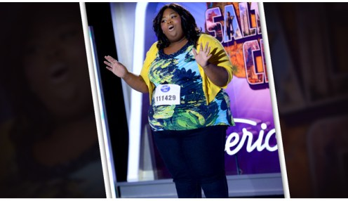 Tiquila Wilson American Idol 2014 Audition - Source: FOX