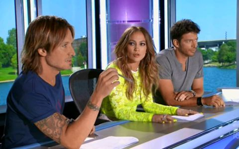 American Idol Judges in Omaha