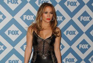 Jennifer Lopez at FOX TCA