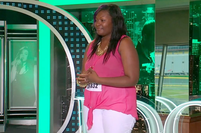 1 American Idol Candice Glover Weight Loss Before