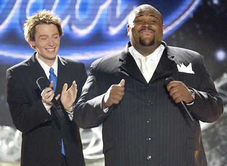 """American Idol Season 2"" Final Show"