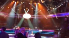 American Idol season 13 stage